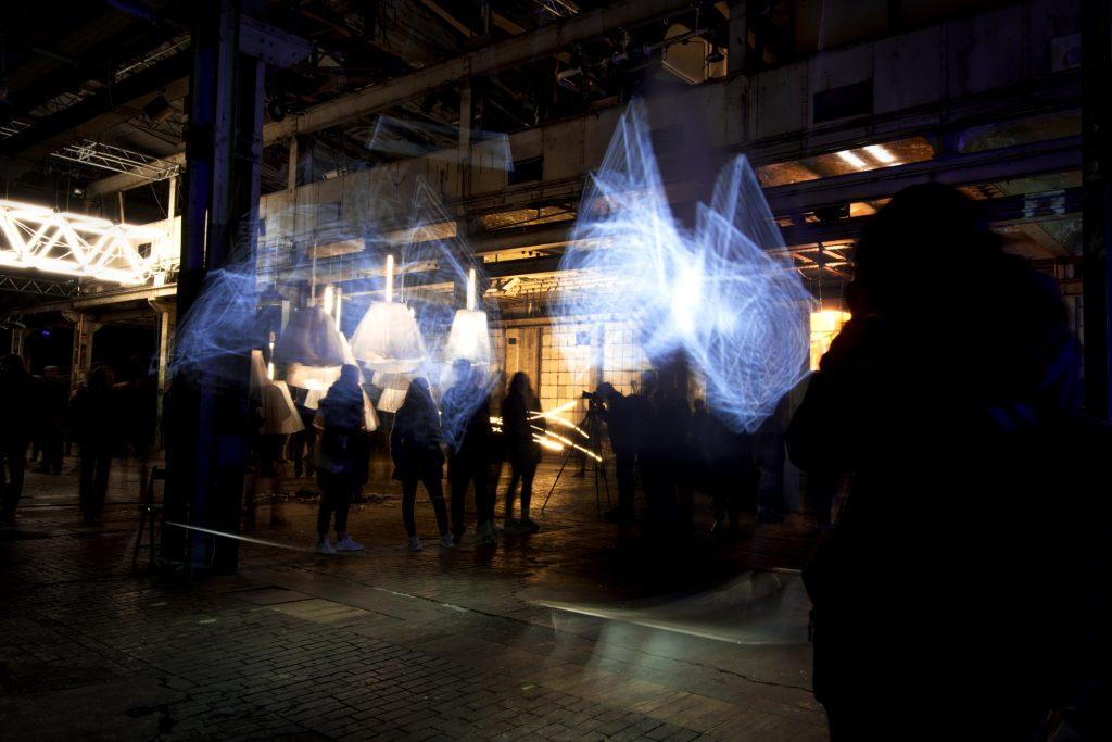 Naxoshalle - Luminale (FFm, 2015) ©Atori-e